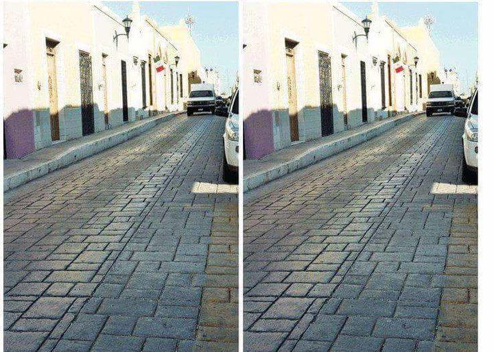 Оптическая иллюзия: эти дороги одинаковые или не совсем? - Мистика ...