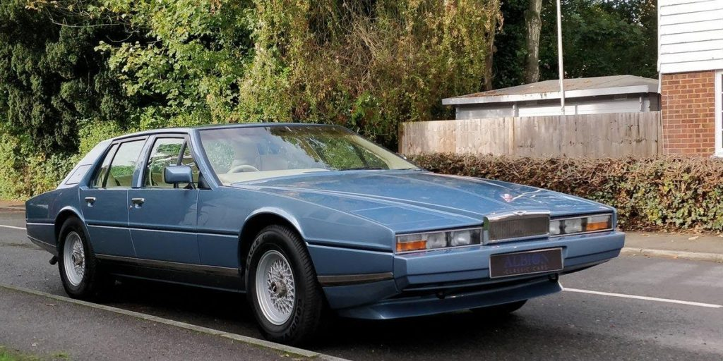 1986 Aston Martin Lagonda rare Series 3 restored For Sale   Car ...