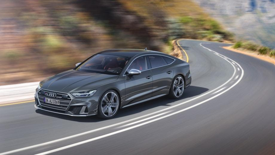 Audi S7 Sportback: цены, комплектации, тест-драйвы, отзывы, форум ...