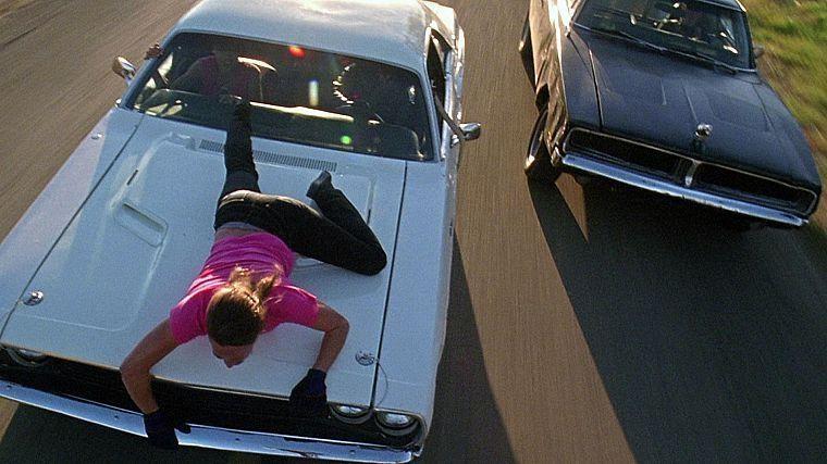 автомобили, мышцы автомобилей, Доказательство смерти, точка схода ...