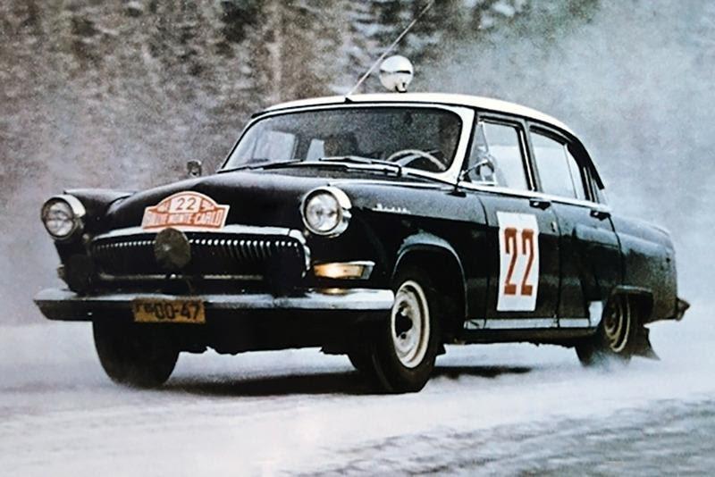 Ралли «Монте-Карло» — Автомобильные истории