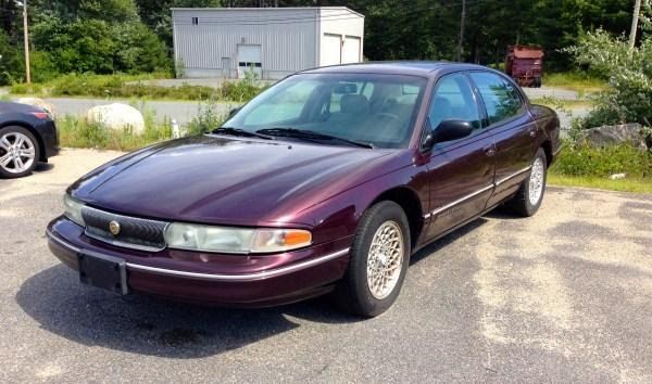 Curbside Classic: 1996 Chrysler LHS – Lost Hopeless Soul ...