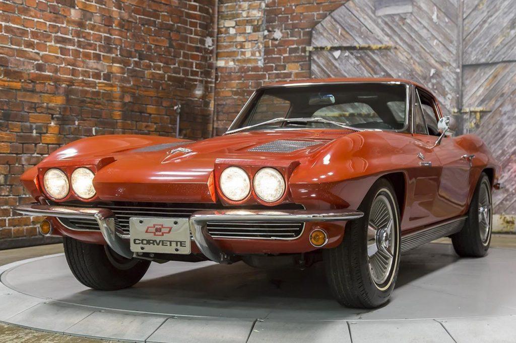 1963 Chevrolet Corvette Sting Ray Fuelie   Пикабу