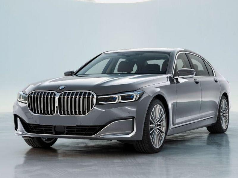 BMW 7-Series 750 Li бензин 2019 id-6705: автосалон «Vip-Car»