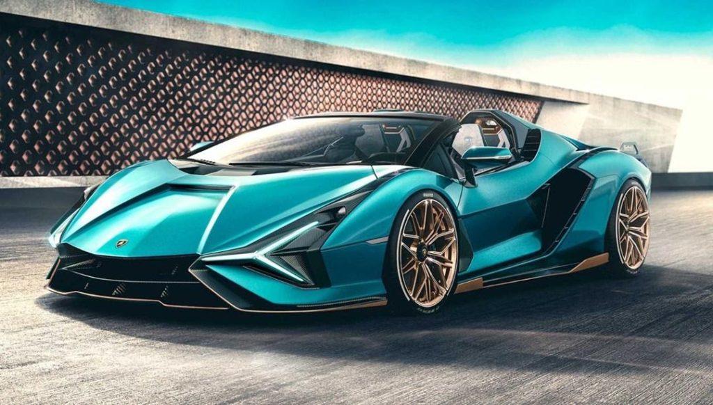 Lamborghini Sion Roadster tanıtıldı (Sadece 19 adet üretilecek) | NTV
