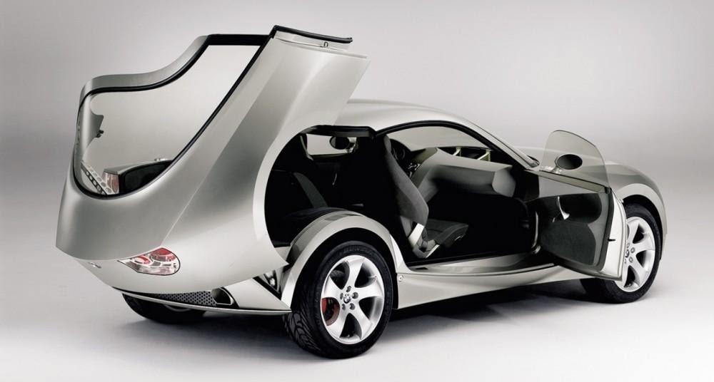 BMW X Coupe Concept 2001: sklyushnichenko — LiveJournal