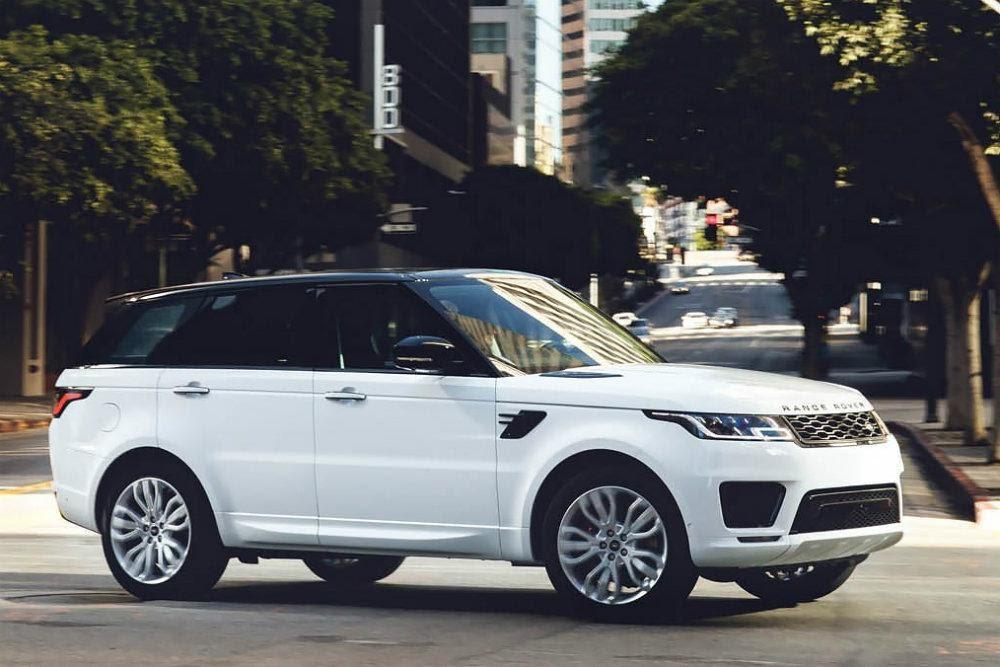 Land Rover обновил Range Rover Sport — Российская газета