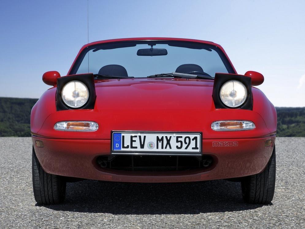Жил-был маленький, но гордый родстер: чем так хороша Mazda MX-5 ...