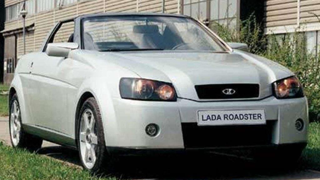 Концепт Lada Roadster [АВТО ТЮНИНГ] - YouTube