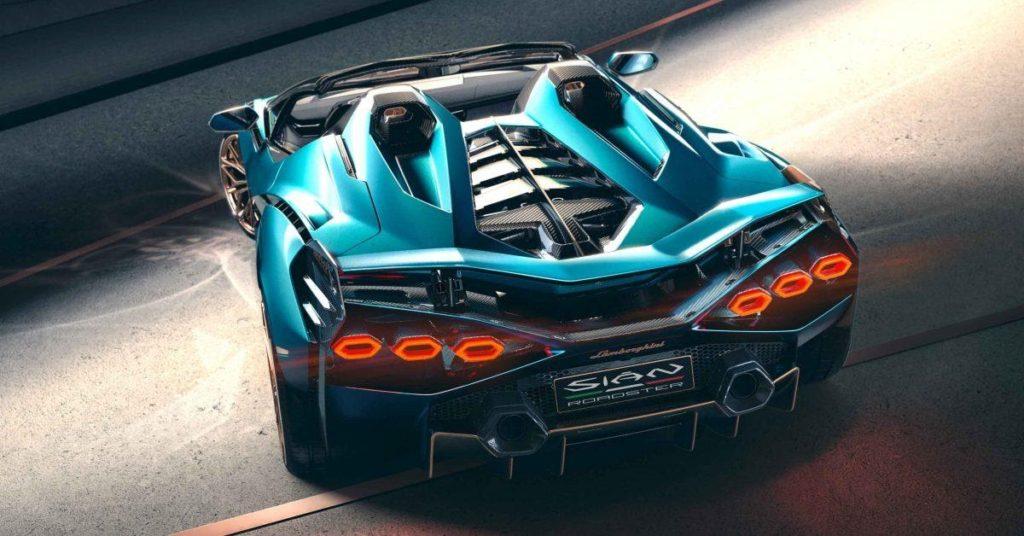 2021 Lamborghini Sian Roadster - Paul Tan 汽车资讯网