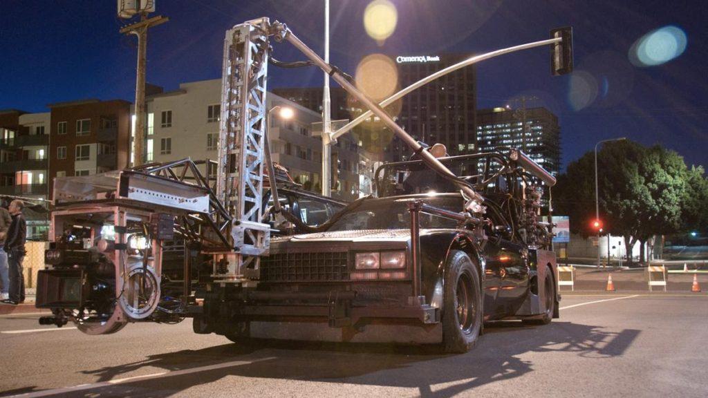 Франкенштейны с камерой: самые странные машины для съёмки погонь ...