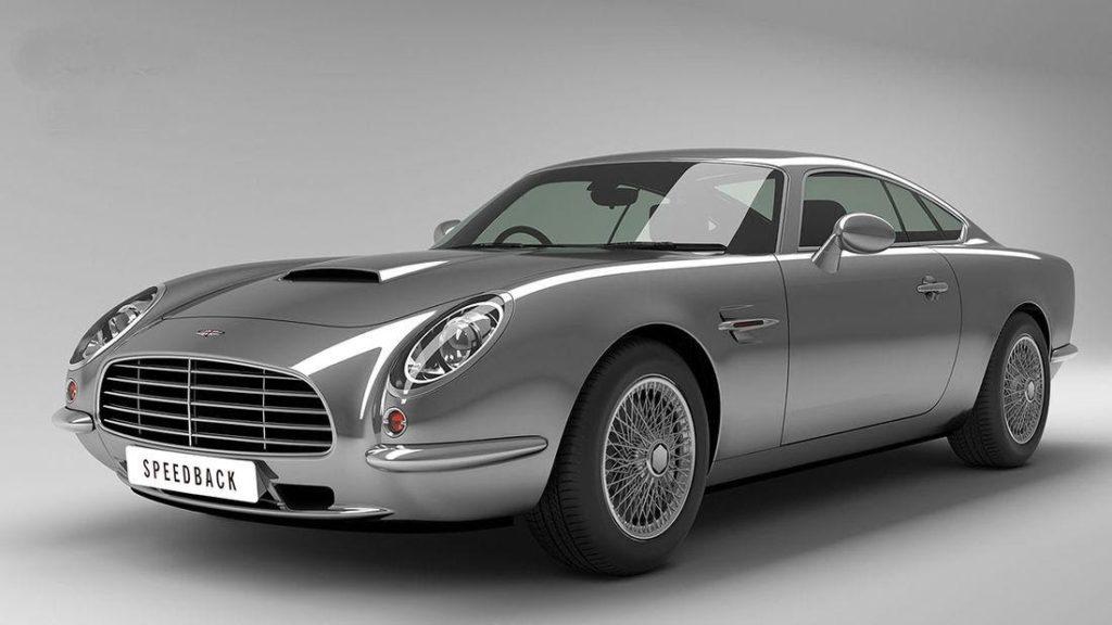 David Brown Automotive Speedback GT: Ganz klassisch und doch ganz ...