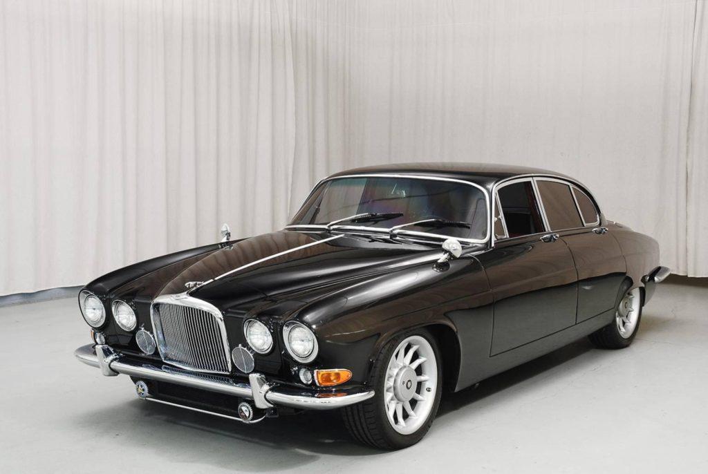 1966 Jaguar Mark X With supercharged XJR-6 01 - Engine Swap Depot ...
