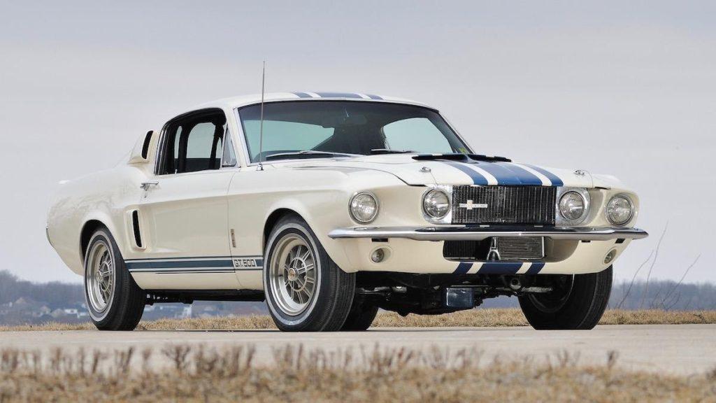 Ford Mustang из фильма «Буллит» продали за рекордные 3,74 млн ...