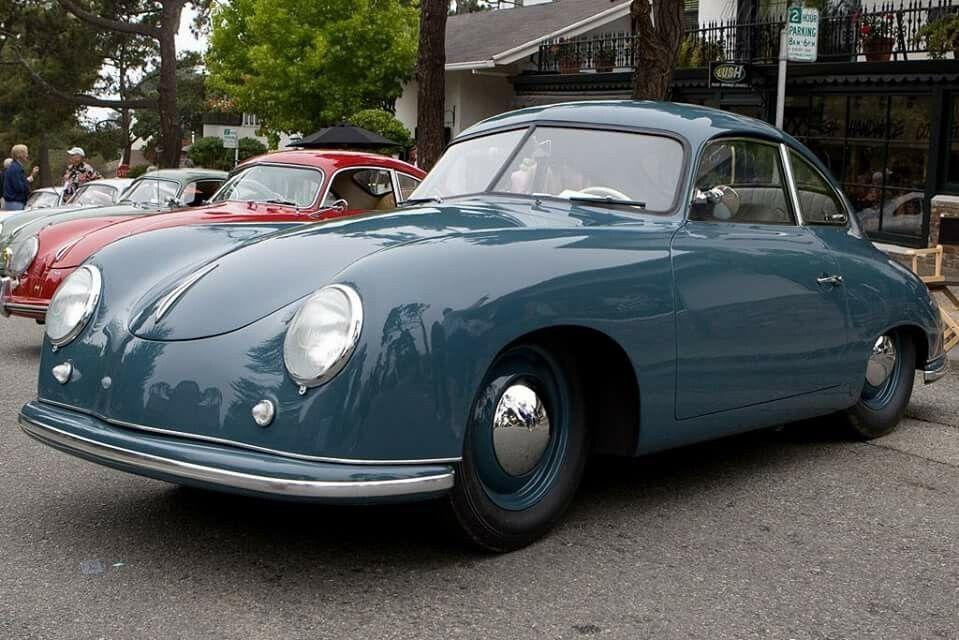 Porsche tribute. 356 Coupe 1100. | Porsche 356, Porsche, Concours
