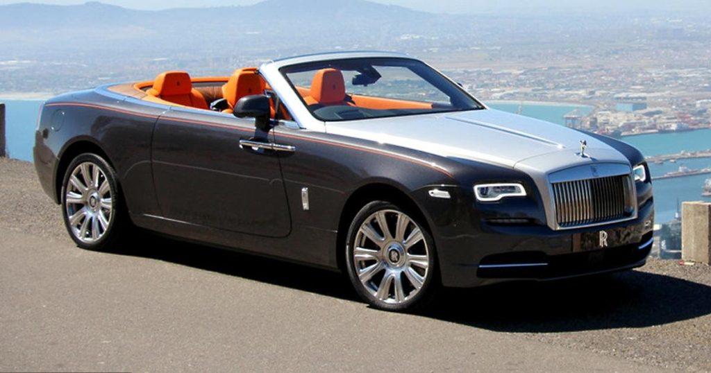 Могучий кабриолет Rolls-Royce Dawn: новый уровень роскоши за $ 380 000