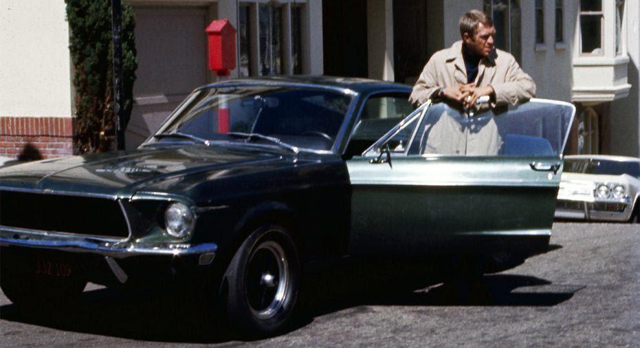 Steve McQueen 'Bullitt' Mustang sold in Florida to mystery bidder ...