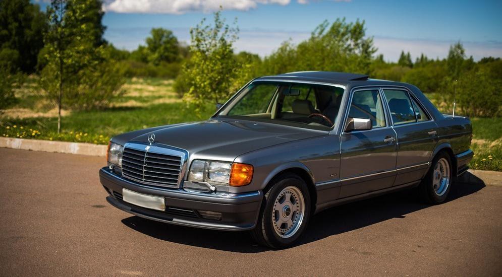 Опыт владения Mercedes-Benz S-Class W126: руками не трогать ...