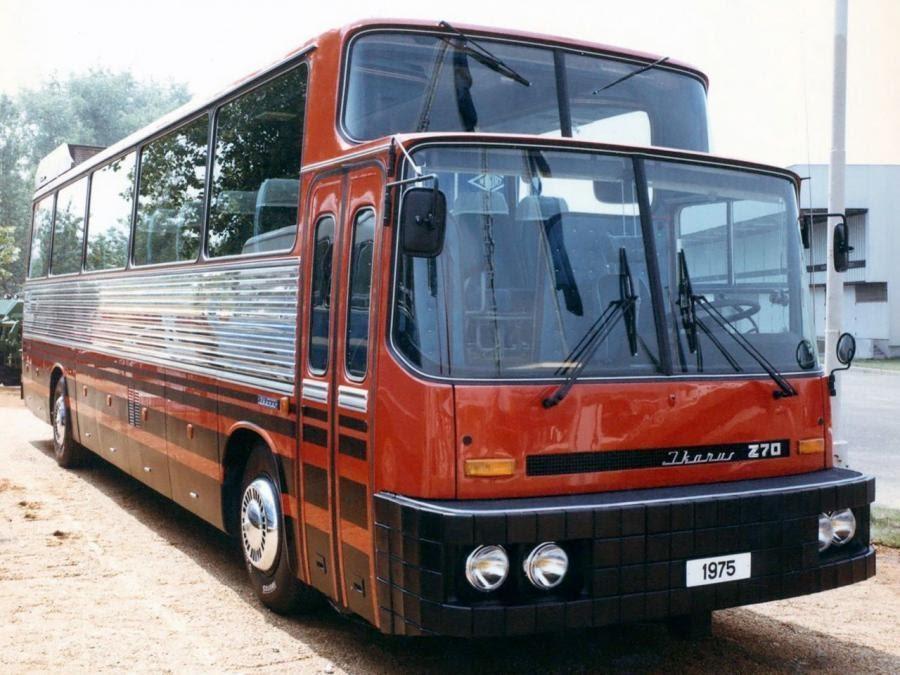 Ikarus 270 Prototype 1975 года выпуска. Фото 5. VERcity