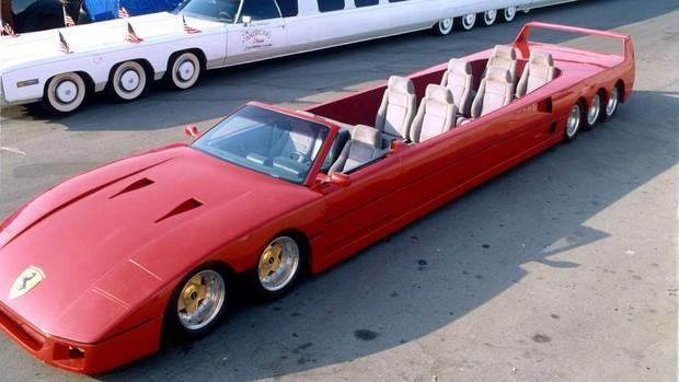 Фото №4 - 10 необычных профессий для Ferrari: скорая помощь, полиция и другие