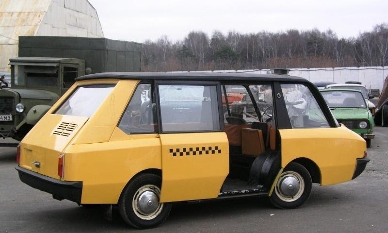 Такси СССР 1964 г. | Пикабу