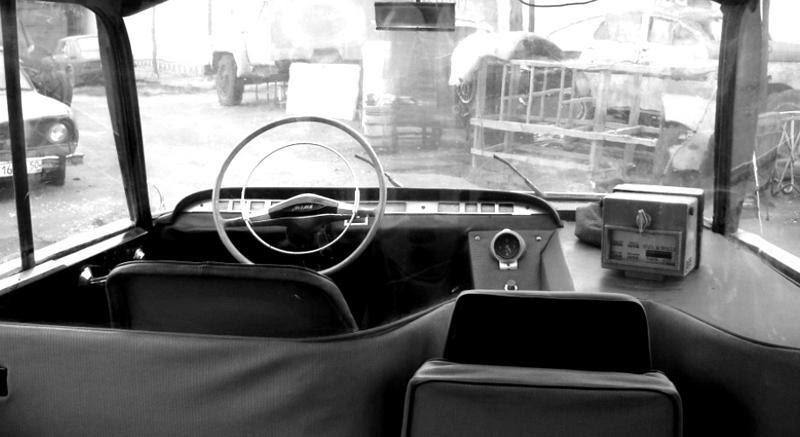 ВНИИТЭ-ПТ - советское специализированное такси, так и оставшееся ...
