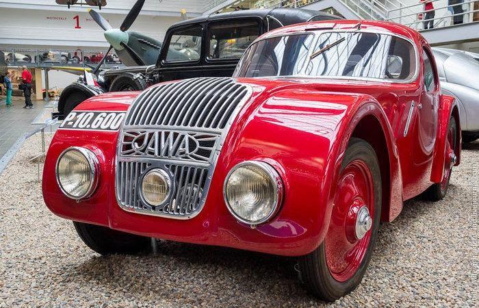 Не только мотоциклы»: крутой чешский автомобиль Ява 750, который ...