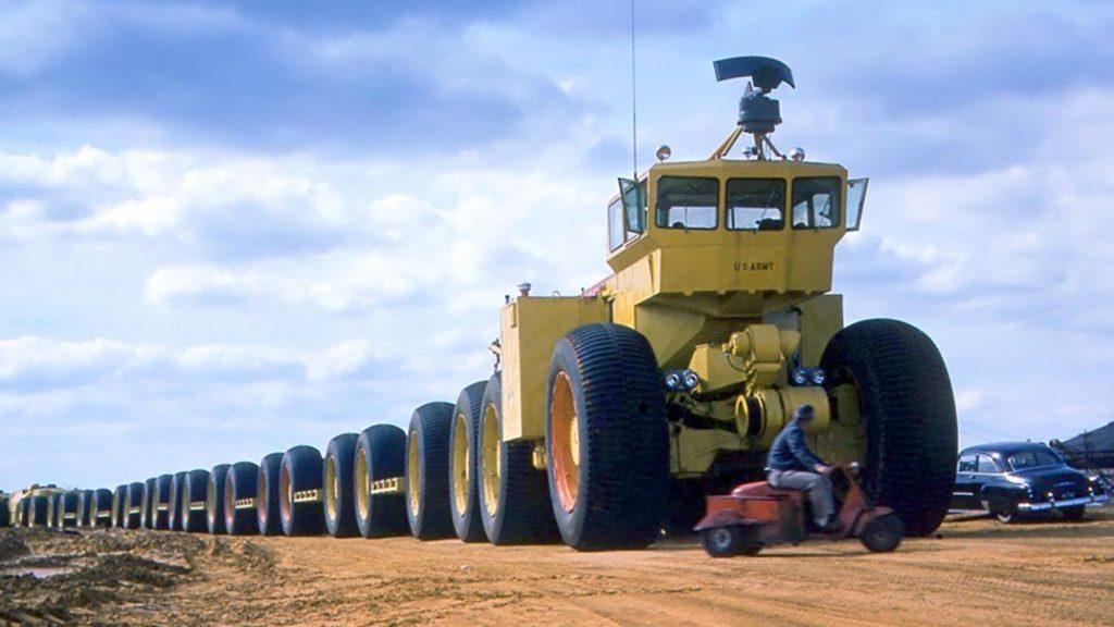 Супертяжи: 7 самых-самых грузовиков на планете