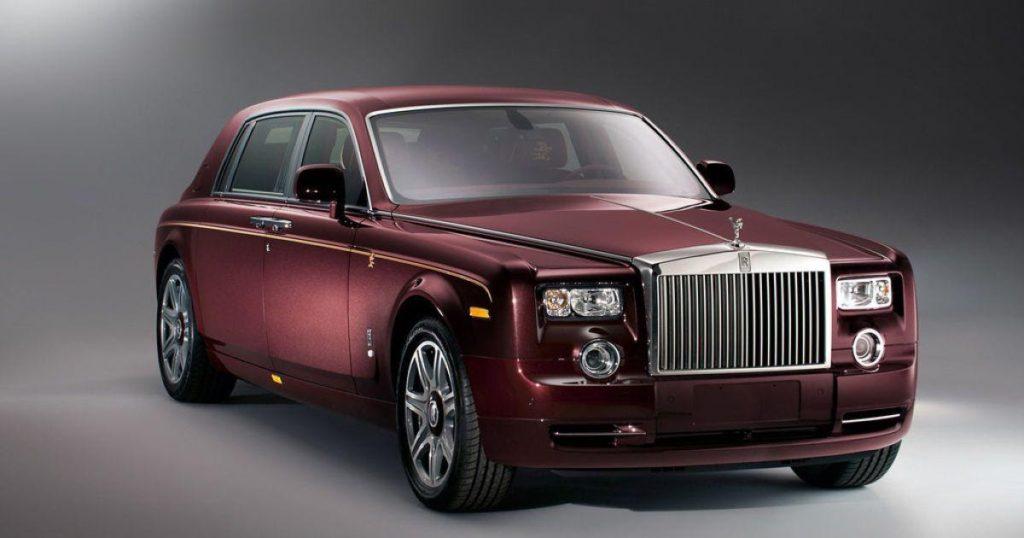 Rolls-Royce по $ 1,2 млн разошлись в Китае за два месяца - Новости ...